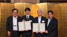 写真:2019年IPv6普及・高度化表彰式